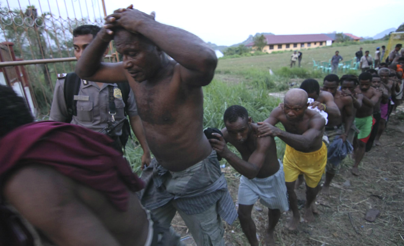 west-papua-arrests